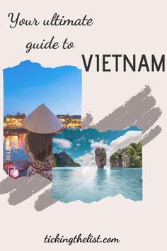 You'll travel from north to south of this stunningly beautiful country with this ultimate 10 day itinerary for Vietnam.