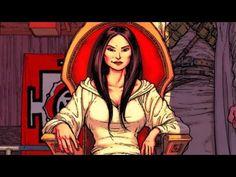 Comic Book Origins: Talia Al Ghul League Of Assassins, Ras Al Ghul, Dc Comics Girls, Talia Al Ghul, Gotham Girls, Disney Characters, Fictional Characters, Batman, Comic Books