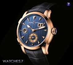 Ulysse Nardin – Dual Time Manufacture Limited Edition NEW Click on the mouse wheel to see the large size ... ...