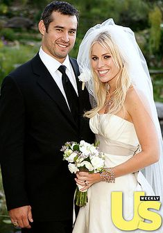 Natasha Bedingfield and Matt Robinson The These Words singer said I Do! to her businessman beau March 22, 2009, at the Church Estates Vineyards in Malibu -- the same spot where Fergie and Josh Duhamel tied the knot in January. We are now very much looking forward to spending the rest of our lives together, Bedingfield told Us.