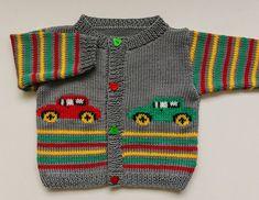 Jacken - Strickjacke für Babys