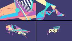 Mun2 Pop! on Behance