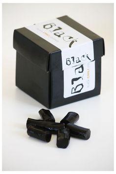 Black lakrids