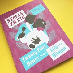Just got this in the post excited to dip in I love Stefan Zweig. Thank you @pushkin_press brilliant cover design by @buronint #stefanzweig #pushkinpress #nathanburton #twentyfourhoursinthelifeofawoman #bookstagram #booklove #illustration