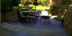 Sunken Patio Design Ideas, Pictures, Remodel, and Decor - page 8