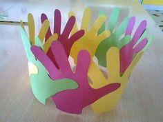 handprint-flower-fun-crafts  |   funnycrafts