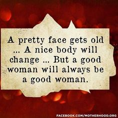 Base your worth on your life as a whole, not on your looks :)