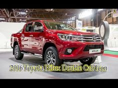 2016 Toyota Hilux Double Cab Icon ~ {REVIEW}
