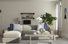Living room by Elite designers Braun + Adams