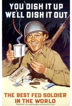 World War II United States Propaganda Poster Pin Up Vintage, Military Art, Military History, Military Quotes, Ww2 History, Ww2 Propaganda Posters, Poster Ads, Vintage Advertisements, World War Ii