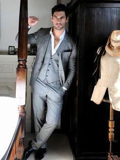 Armani Three Piece Suits