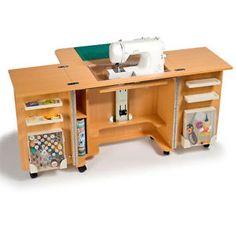 Horn Gemini 2017 Sewing Machine Cabinet