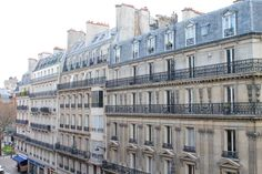 Where To Stay in Paris: A Chic Parisian Apartment | bows & sequins