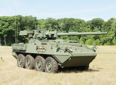 M1128 Stryker Mobile Gun System (USA)