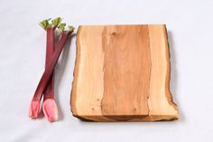Small, Rustic Cheese Board by Red Onion Woodworks