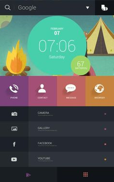 Yeay I finally made it #homescreen RT [Homepack Buzz] Check out this awesome homescreen! Nia Whardani | My Homepack Complex Simplicity