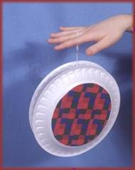 letter y: Giant Yo-Yo Craft - Make with small paper plates instead.