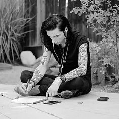 Day 3 of writing for ANDY BLACK!!!