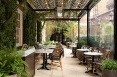 March 2016 will see the launch of the much anticipated new restaurant Dalloway Terrace, nestled in the heart of Bloomsbury
