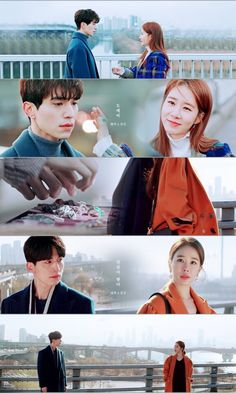 Lee Dong Wook, Wgm Couples, Cute Couples, Rogue One Trailer, Goblin Korean Drama, Wizards Of Waverly, Korean Drama Quotes, Yoo In Na, Romantic Scenes