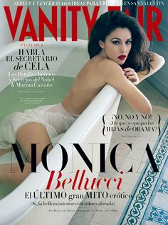 Monica Bellucci by Norman Jean Roy