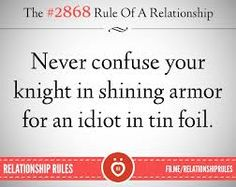 prince charming is only an idiot in tin foil - Google Search