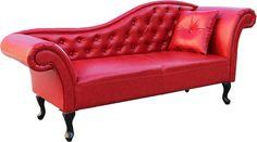 Τύπου Chesterfield Κόκκινο 185cm*62cm*82cm OEM | Skroutz.gr