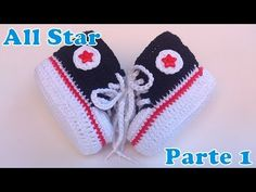 Crochet Sole for Converse Sneakers - YouTube
