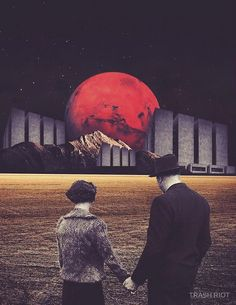 """At some point in life the world's beauty becomes enough. You don't need to photograph, paint, or even remember it."" ― Toni Morrison Art by Trash Riot. Collages, Surreal Collage, Surreal Art, Collage Art, Eugenia Loli, Hipster Wallpaper, Photography Collage, Creepy Pictures, Collage Illustration"