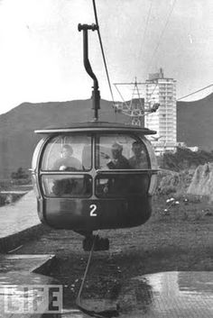 Hotel Humboldt on top of Avila mountain, Caracas. I actually rode this cable car as a kid!!