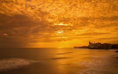 Atardecer,en Sitges. by jose orozco on 500px