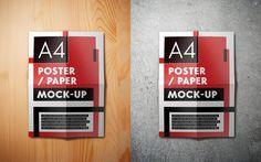 Poster / Page Mockup set