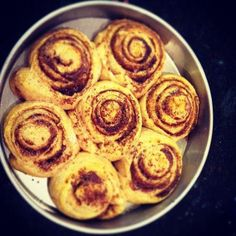 Tone It Up - Recipe Profile - Protein cinnamon buns