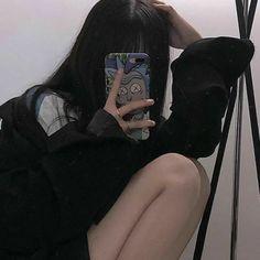 Japanese Aesthetic, Korean Aesthetic, Bad Girl Aesthetic, Korean Girl Photo, Cute Korean Girl, Asian Girl, Girl Pictures, Girl Photos, Tumbrl Girls