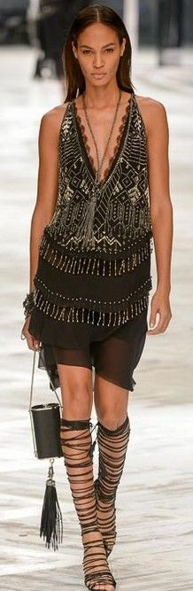 Roberto Cavalli Spring 2014 Ready-to-Wear ♥✤ | KeepSmiling | BeStayBeautiful