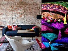 Ambientar com Val Mazeto: Boho or Bohemian  Style