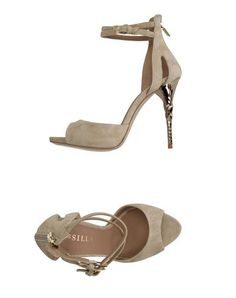 Pre-owned - Lizard sandals Le Silla Ss6Q11