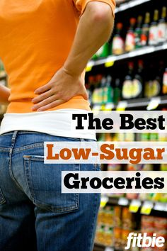 Lose weight and stay healthy by filling your cart with these sugar-smart alternatives to your favorite foods.