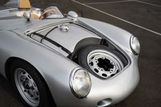 Porsche has been great at racing since their first race car, the 550 Spyder came out. The Porsche 550 A was a successor to the first racing machine, only better, lighter and faster. Ferdinand Porsche, Porsche 356, Beach Buggy, Roadster, Pretty Cars, Kit Cars, Car In The World, Carrera, Race Cars