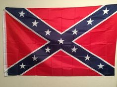Rebel Nation 3x5 Rebel Battle Flag For Sale$9.95