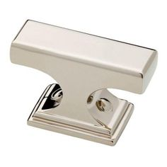 Polished Nickel Elegant Cabinet Knob P33483C PN CP   The Home Depot
