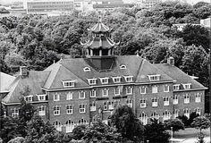 Missionarissen van Scheut. Missiehuis Bisschop Hamer. 1988