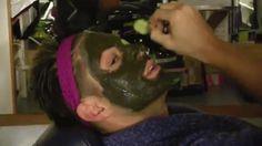 Image result for jensen ackles face mask gif