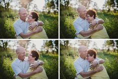 perspectiveye photography :: love this connection series on the blog of this couple of 36 years