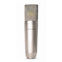 M-Audio NOVA Large Capsule Condenser Microphone.