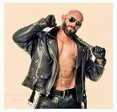 bad leather daddy