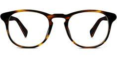 Baker in Striped Sassafras--Warby Parker