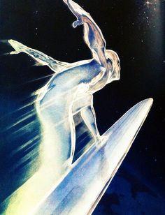 Silver Surfer by Esad Ribić