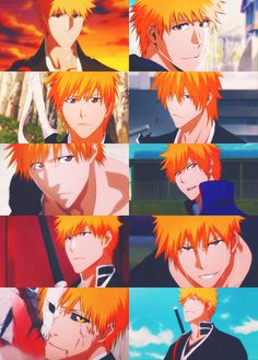Ichigo's Ridiculously Attractive Face