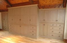 Built-ins from The Workshops...anything from the workshops is wonderful...